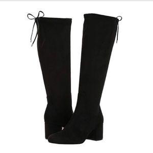 NWOB Sam Edelman Tall Black Vinney Boots
